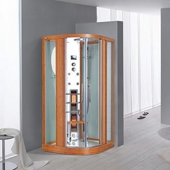 dushevaya kabina s saunoj vidy i osobennosti