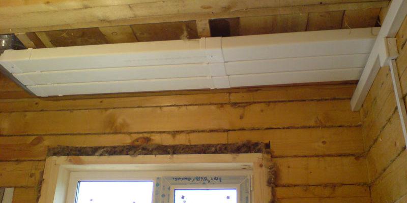 montazh ventilyaczii v dachnom dome