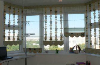 shtory dlya balkona ot solncza svoimi rukami