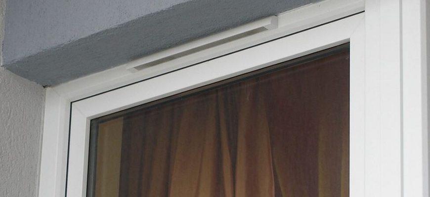 vidy i luchshie modeli pritochno ventilyaczionnyh klapanov na plastikovoe okno