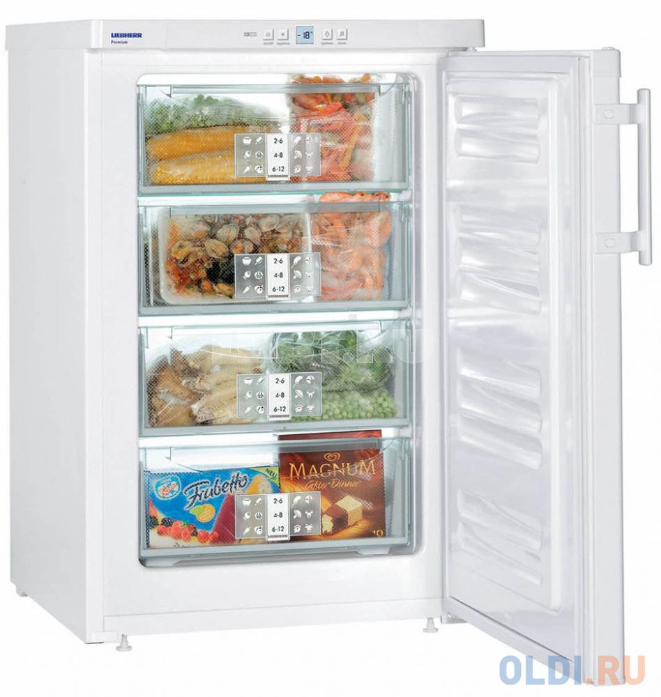 Морозильная камера Liebherr GP 1476-20 001 белый