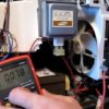kak osushhestvit remont mikrovolnovki samsung